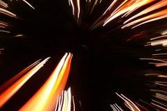 kolor światła abstrakcyjne Zdjęcia Royalty Free