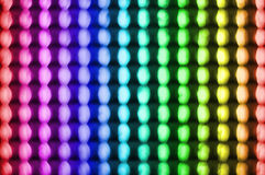 kolor świateł Zdjęcie Royalty Free