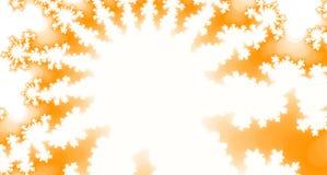 Kolor żółty bieląca tekstura Zdjęcia Royalty Free