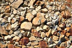 kolor żółty, czarny i biały kamienia tło Zdjęcia Stock