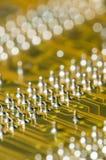 Elektroniczna deska dla komputerów Zdjęcie Stock