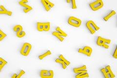 Kolor żółty II Zdjęcie Royalty Free