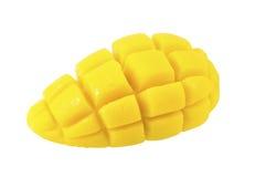 Kolor żółty mydło Obrazy Stock