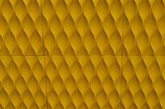 Kolor żółty tapeta Zdjęcia Stock