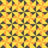 Kolor żółty wzór Obrazy Royalty Free