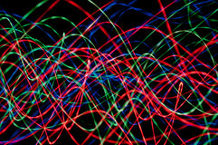 Kolor abstrakcja Fotografia Stock