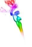 kolor abstrakcjonistyczne fala Obraz Royalty Free
