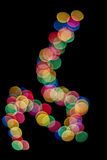 kolor abstrakcyjne Obrazy Royalty Free