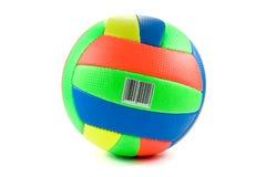 kolor balowa siatkówka Zdjęcia Stock