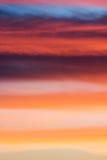 Kolor chmury Zdjęcie Stock