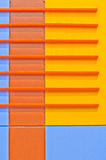 kolor ściany obraz stock