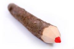 kolor drewnianego ołówka Obrazy Stock
