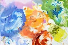 kolor farba Obraz Stock