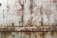 Kolor farby żyłkowana cyna Fotografia Stock