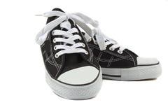 Kolor fotografia sportów buty, odosobniony przedmiot Obrazy Stock