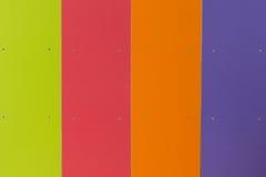 Kolor gabinety Obrazy Stock
