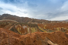 Kolor Geopark Zdjęcia Royalty Free