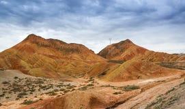 Kolor Geopark Fotografia Stock