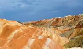 Kolor Geopark obraz stock