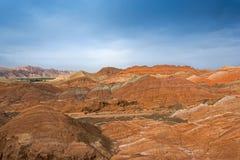 Kolor Geopark Zdjęcie Royalty Free