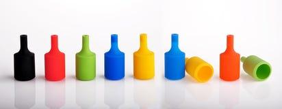 Kolor gumy blok Obrazy Royalty Free