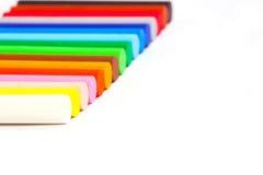 Kolor kreda obraz royalty free