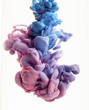 Kolor kropla Fotografia Stock