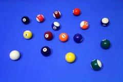 kolor kupy punktów paski Zdjęcie Stock