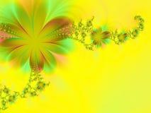 kolor kwiatów ilustracji