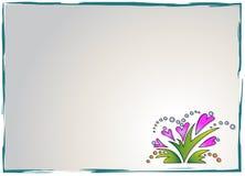 Kolor kwitnie E Zdjęcie Royalty Free