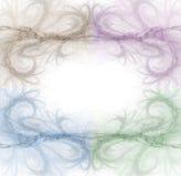 kolor kwitnie kwadratowy zniżkę Zdjęcia Royalty Free