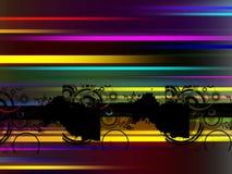 kolor linie Obrazy Royalty Free
