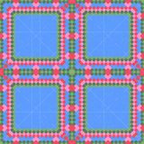 Kolor mozaika - wzór Zdjęcie Royalty Free