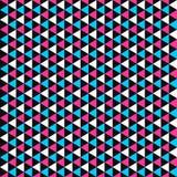 Kolor mozaiki wzór - bezszwowy ilustracja wektor