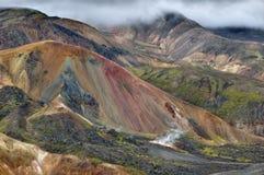 kolor naturę Fotografia Royalty Free