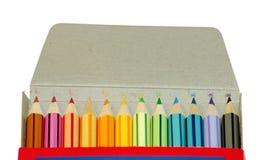 kolor ołówek Obrazy Stock