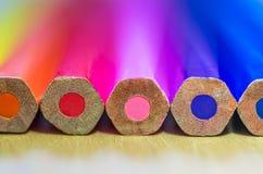 kolor ołówek Zdjęcia Stock