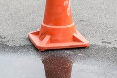 kolor obudów drogi szyszkowej wysiadających ruchu Obraz Royalty Free