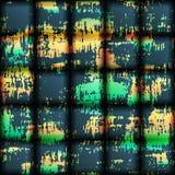 Kolor płytka Obraz Royalty Free