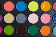 Kolor paleta Zdjęcie Royalty Free