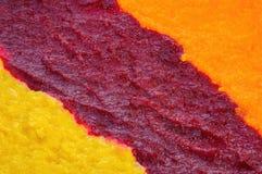 Kolor pasty Fotografia Stock