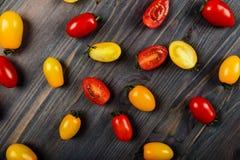 kolor pomidorów Zdjęcie Stock