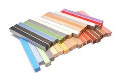 Kolor próbka zdjęcia stock