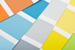 Kolor próbki Zdjęcie Stock