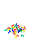 kolor szpilki Obraz Stock