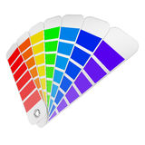 kolor tła abstrakcyjna projektu paleta Zdjęcie Stock