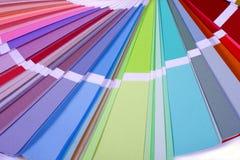 kolor tła abstrakcyjna projektu paleta Zdjęcia Stock