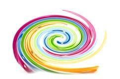 kolor tła abstrakcyjne Obraz Stock