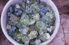 kolor tła kamienie Obrazy Royalty Free