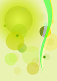 kolor tła optyczne Obrazy Stock